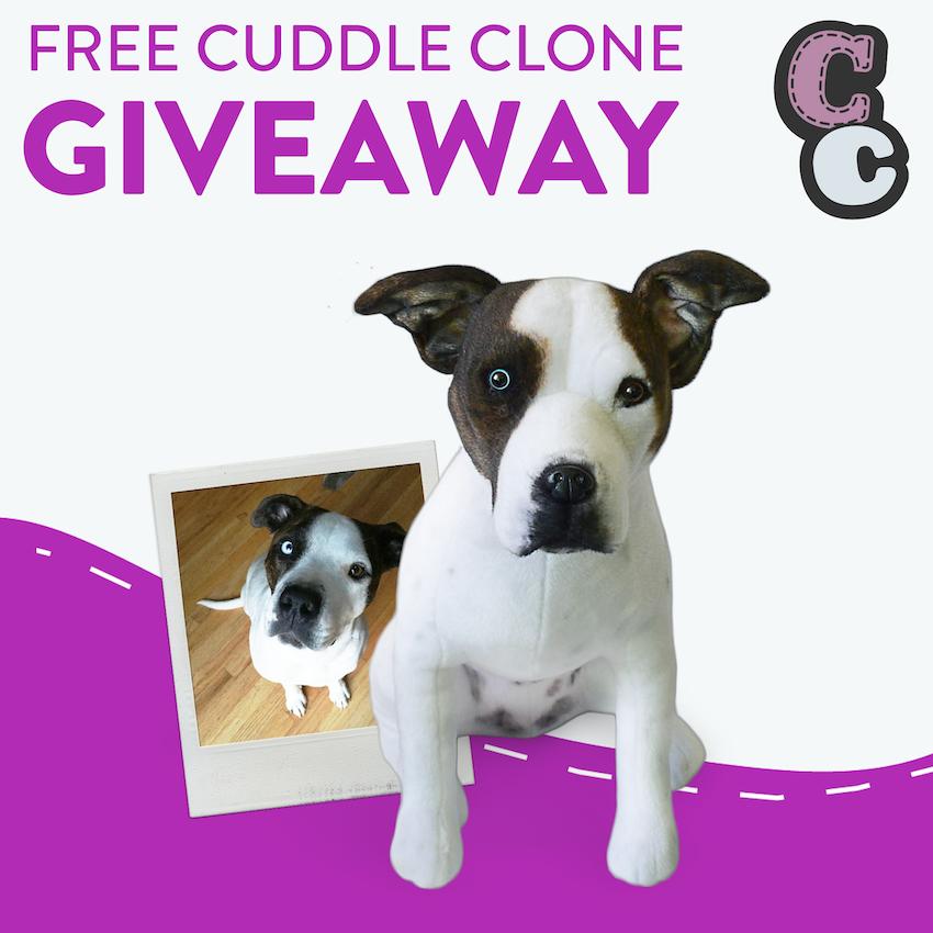 Plush Cuddle Clone Giveaway